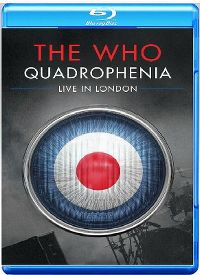 Cover The Who - Quadrophenia - Live In London [DVD]